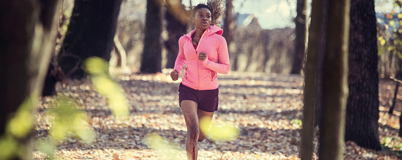 sporten tijdens menstruatie