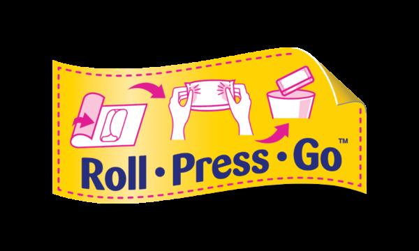 Roll.Press.Go